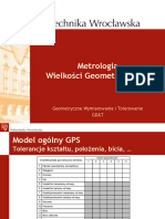 06 Metrologia Wielkości Geometrycznych - GPS - GD&T