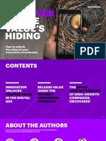 Accenture Unlocking Innovation Investment Value