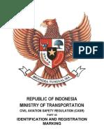 CASR 45 Indonesia