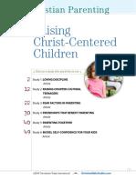 Raising Christ Centered Children