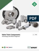 valve train components and design