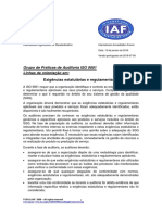Doc11 - IsO 9001 - Exigencias Estatutarias e Regulamentares