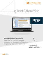 IMI Planning and Calculation en