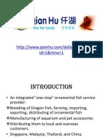 Qian Hu Presentation