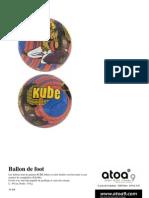 Ballon Kube