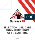 BulwarkFR SelectionUseCareMaintenance WP 010116