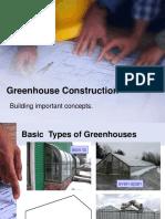 Basic Types of Greenhouses