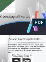 Kromatografi Kertas ppt.