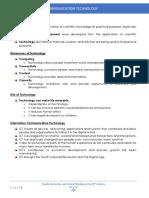 Module 8 Information Communication Technology (1)