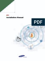 EPC Installation Manual v.00.00
