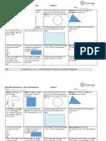 Area Perimeter Assessment