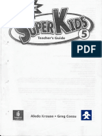 Super Kids 5 Teachers Guide