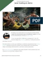 Claves para hacer Trading en Demo Exitosamente.pdf