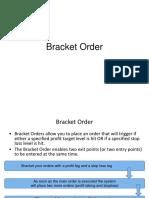 braket order