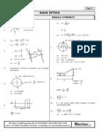 Answer Key Wave optics.pdf