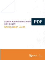 007-012546-001 SAS ADFS Agent Configuration Guide RevB