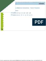 Lectoescritura - Orientación Andújar - Recursos Educativos 3