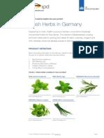 FreshHerbs Germany