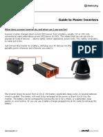AVSL Guide to Inverters