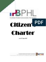 TPB Citizens Charter 2017 Revised 27 June 2017