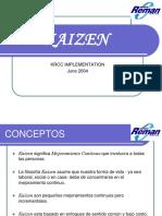 Kaizen - Implementacion