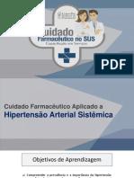 Cuidado Farmacêutico No SUS - CFF HAS 23.05.18