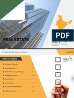 Real Estate Report June 2018