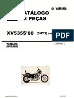 Catalo de Peças 535 2000 Virago