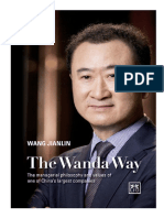 The Wanda Way the Managerial Philosophy and Values of One of China's Largest Companies