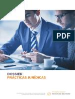 PDF Descargable Dossier Practicas Juridicas Tr La Ley
