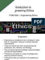Lect 1 - EngineeringEthics
