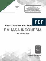 01 Kunci Pr Bahasa Indonesia 12 Edisi 2019