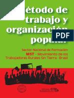 Metodos de Trabajo y Organizacion Popular