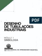 desenhos de tubulações industriais