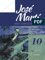 Jose Marti Tomo 10