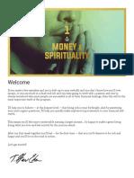 Money & Spirituality - Harv Eker