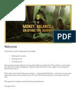 Module 3 Guide - Money, Balance & Enjoying the Journey Harv Eker