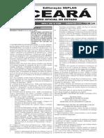 Diário Oficial Ceará Software Livre