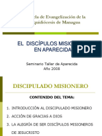 8 El Discipulado Misionero en Aparecida Version Final (1)