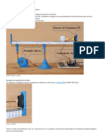 Sistema Barra y Bola