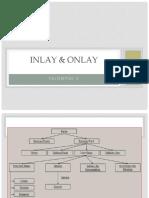 Inlay dan Onlay