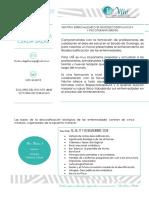 Ficha Informativa Bio