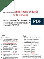 UPCI-U Jpón