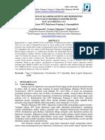11852-23500-1-Sm_regresi Logistik Biner & c.45 (Adk), Klasifikasi