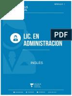 LIC ACT 1 - Inglés - UNCAUS