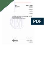 NBR 15688 - Redes Eletricas Com Condutores Nus