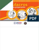 Guía Preparación Simulacros USAID