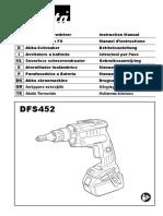 Manual DFS 452