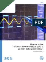 Técnicas Informatizadas para la Gestión del Espectro