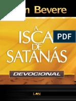 A Isca de Satanas (Devocional) - John Bevere.pdf